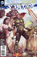 Justice League (2011) 8B