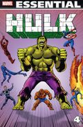 Essential Incredible Hulk TPB (2006- Marvel) 2nd Edition 4-1ST