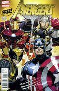Avengers Sampler (2012) 1