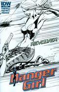 Danger Girl Revolver (2012) 4RI