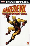 Essential Daredevil TPB (2005 Marvel) 2nd Edition 1B-1ST