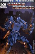 Transformers (2012 IDW) Robots In Disguise 4B