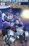 Transformers (2012 IDW) Robots In Disguise 4RI