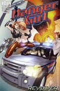 Danger Girl Revolver (2012) 4B