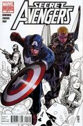 Secret Avengers (2010 1st Series) 21.1B