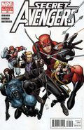 Secret Avengers (2010 1st Series) 22C