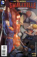 Smallville Season 11 (2012 DC) 2