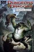 Dungeons and Dragons Forgotten Realms (2012 IDW) 3A