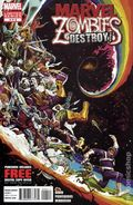Marvel Zombies Destroy (2012) 4