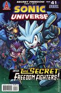 Sonic Universe (2009) 41