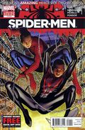 Spider-Men (2012 Marvel) 1A