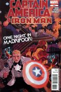 Captain America and Iron Man (2012) 633