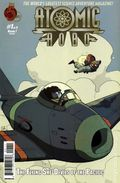 Atomic Robo Flying She Devils of the Pacific (2012) 1