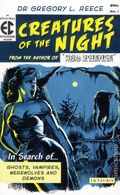 Creatures of the Night In Search of Ghosts, Vampires, Werewolves and Demons SC (2012) 1-1ST