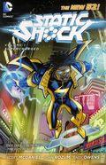 Static Shock TPB (2012 DC Comics The New 52) 1-1ST