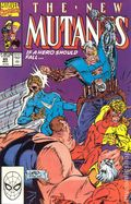 New Mutants (1983 1st Series) Mark Jewelers 89MJ