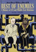 Best of Enemies: A History of US and Middle East Relations HC (2012-2018 SelfMadeHero) 1-1ST
