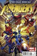 Avengers Age of Ultron (2012 Marvel) FCBD 0.1