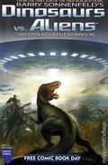 Dinosaurs vs. Aliens (2012 Liquid Comics) FCBD 0