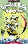 Donald Duck Family (2012 Fantagraphics) FCBD 0