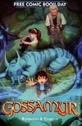 Finding Gossamyr Stuff of Legend (2012 Th3rd World Studios) FCBD 0