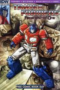 Transformers Regeneration One (2012 IDW) FCBD 80.5