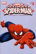 Marvel Universe Ultimate Spider-Man Comic Reader SC (2012 Marvel) 2-1ST