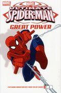 Marvel Universe Ultimate Spider-Man Great Power GN (2012 Marvel Digest) 1-1ST
