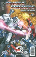 Transformers (2009 IDW) 1F
