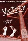 Resistance GN (2010-2012 First Second Books) By Carla Jablonski 3-1ST
