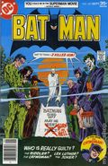 Batman (1940) Mark Jewelers 291MJ