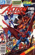 Action Comics (1938 DC) Mark Jewelers 546MJ
