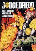 Judge Dredd Inferno TPB (2012 Rebellion) 1-1ST