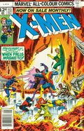 Uncanny X-Men (1963 1st Series) UK Edition 113UK