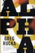 Alpha HC (2012 A Jad Bell Novel) By Greg Rucka 1-1ST