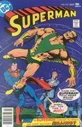 Superman (1939 1st Series) Mark Jewelers 313MJ