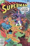 Superman (1939 1st Series) Mark Jewelers 318MJ
