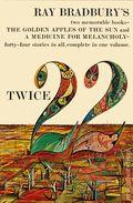 Twice 22 HC (1959 Book Blub Edition) Ray Bradbury 1-1ST