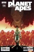 Planet of the Apes (2011 Boom Studios) 14B