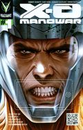 X-O Manowar (2012 3rd Series Valiant) 1D