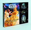 Star Wars Cookbook HC (2012 Chronicle Books) Wookie Pie, Clone Scones, and Other Galactic Goodies 1-1ST