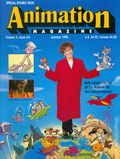 Animation Magazine (1985) Vol. 5 #3-4
