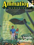 Animation Magazine (1985) Vol. 3 #4