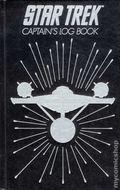 Star Trek Captain's Log Book HC (1991) 1-1ST