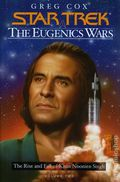 Star Trek The Eugenics Wars HC (2001 Pocket Novel) The Rise and Fall of Khan Noonien Singh 2-1ST