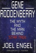 Gene Roddenberry The Myth and the Man Behind Star Trek HC (1994) 1-1ST
