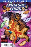 Fantastic Four (1998 3rd Series) Annual 33A