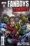 Fanboys vs. Zombies (2012 Boom) 2F