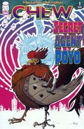 Chew Secret Agent Poyo (2012 Image) 1A