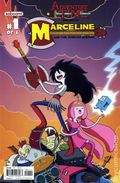 Adventure Time Presents Marceline and the Scream Queens (2012 Kaboom) 1A